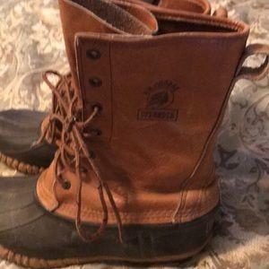 Men's Lacrosse Duck Boots